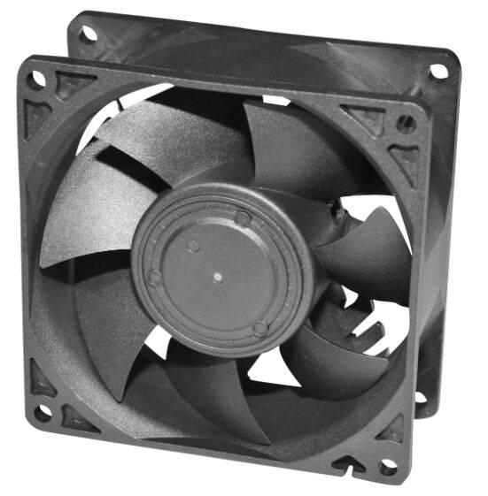 92*92*38mm Customized DC Axial Fan FDB(S)9238-H 12/24/48V Two ball & Sleeve Bearing Cooling Fan