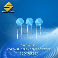 MOV/ surge arresters with 25mm diameter