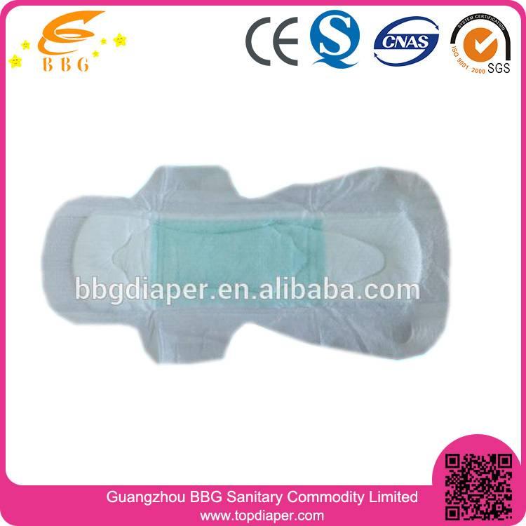 Wholesale 290mm female sanitary napkin