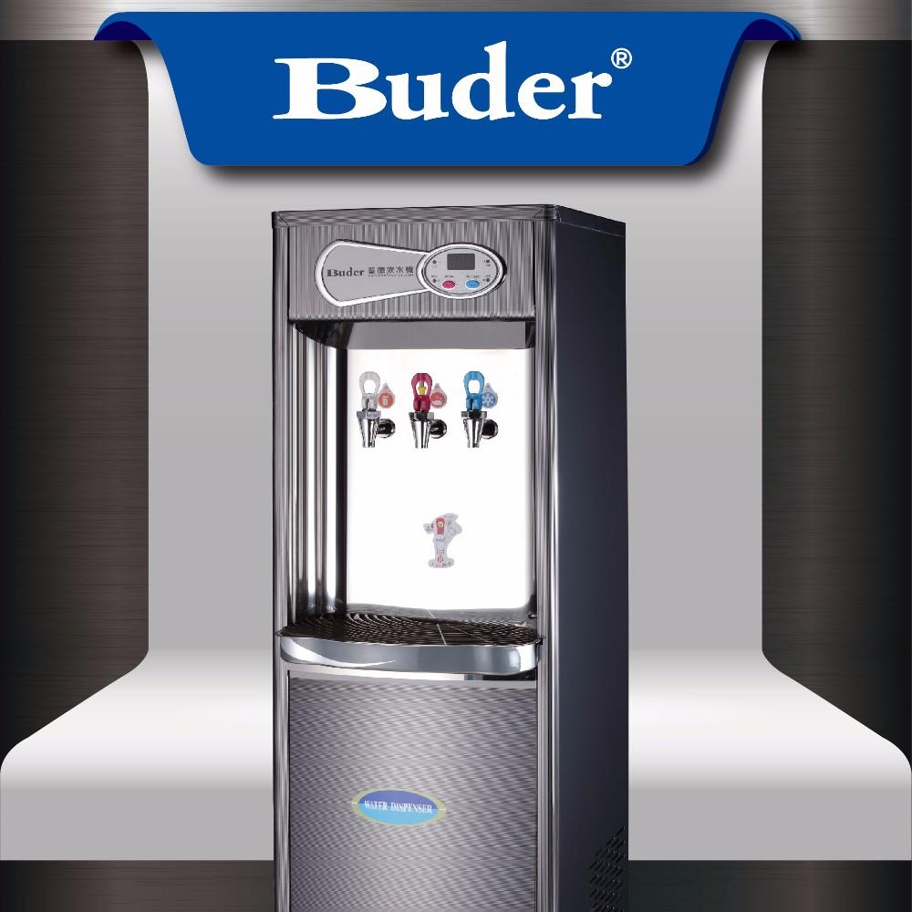 [ Taiwan Buder ] 2017 new design mirrow steel office water dispenser