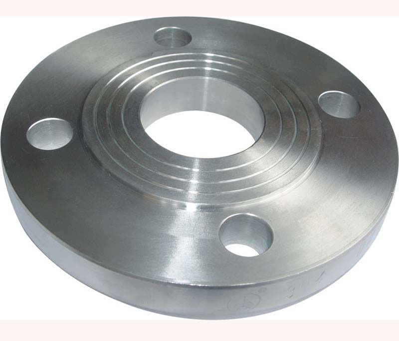 DIN PN16 Steel Flat Faced Slip-On Flanges