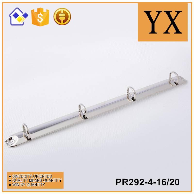 China manufacturer metal multi ring binder mechanism