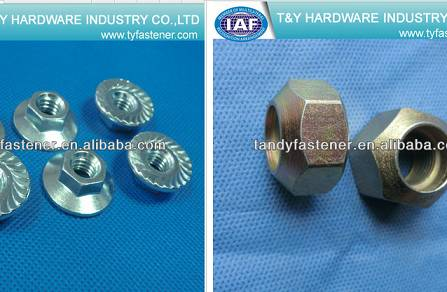 Hex Wheel Nuts
