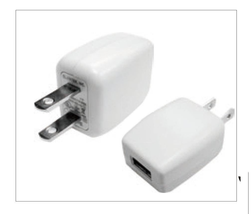 AGA005U-USB  5V/1A US plug USB Charger