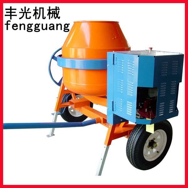 350L cement mix machine