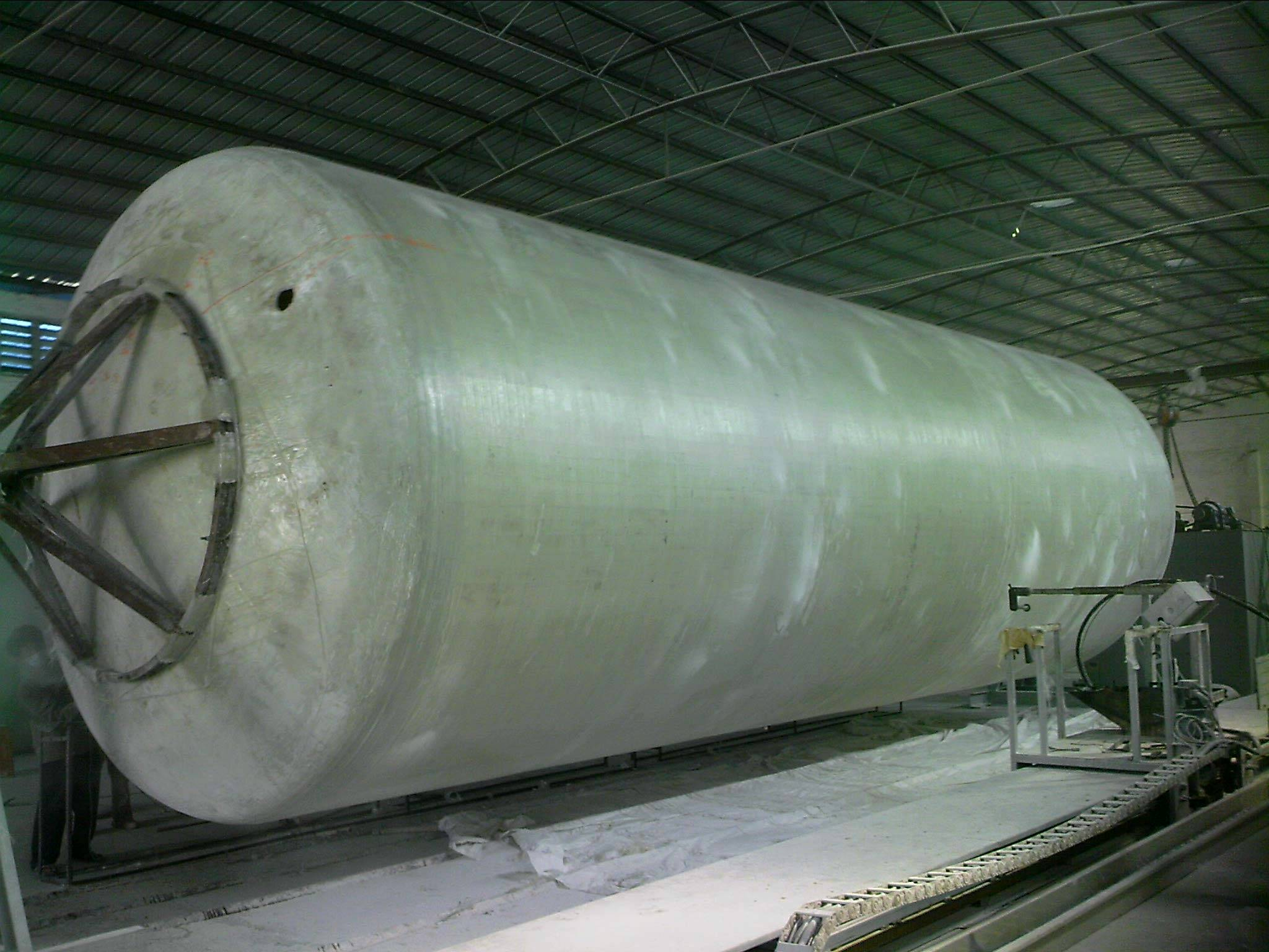 FRP Tank Lining and Winding All-in-One Machine