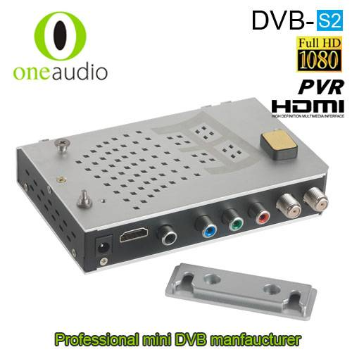 HD HDMI H.264 DVB-S2 RECEIVER WITH PVR