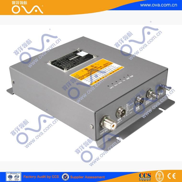 AIS Class B receiver and transponder