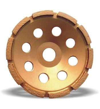 Single Row Cup Grinding Wheel&Milling grinding wheels&High-frequency welding grinding wheel