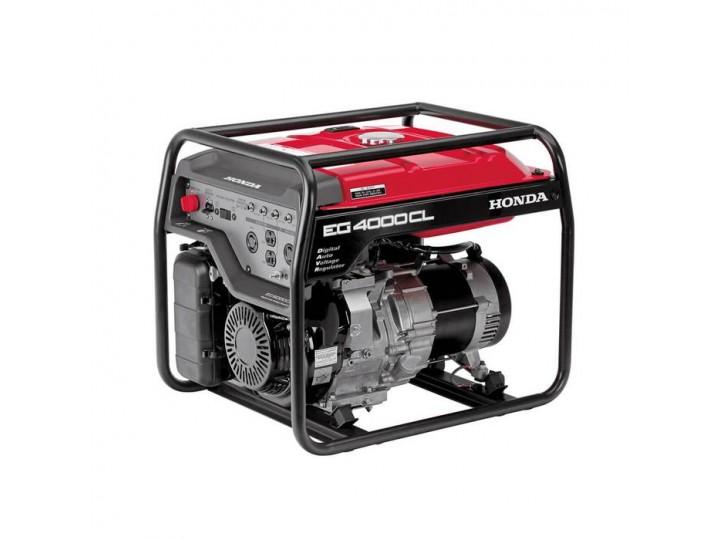 Honda EG4000 270cc 4,000-Watt 120/240-Volt Recoil Start Gasoline Portable Generator