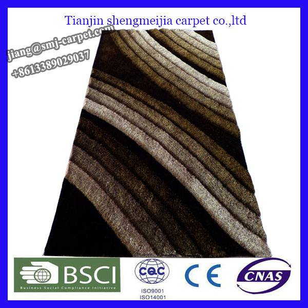 High Quality Home Decorating Polyester Carpet