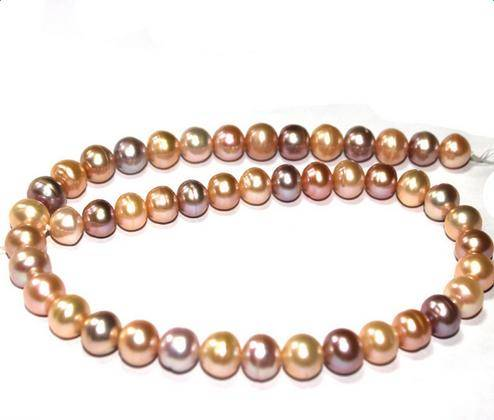 Freshwater pearls necklace 4-12mm earning pendants