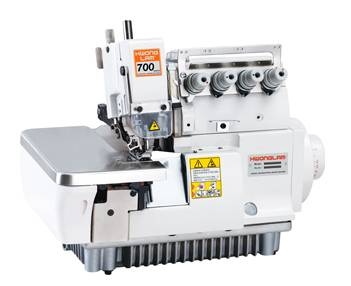 Super High-speed Direct Drive Overlock sewing machine