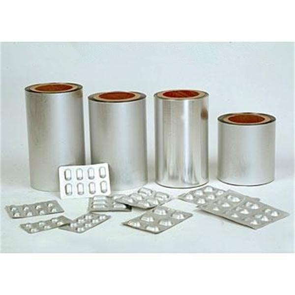 China pharmaceutical packaging aluminium blister foil 8011 H18