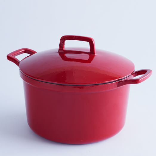 Hot sale enamel coating cast iron oval double ears casserole