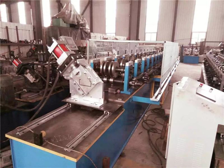 light gauge steel roll forming machine