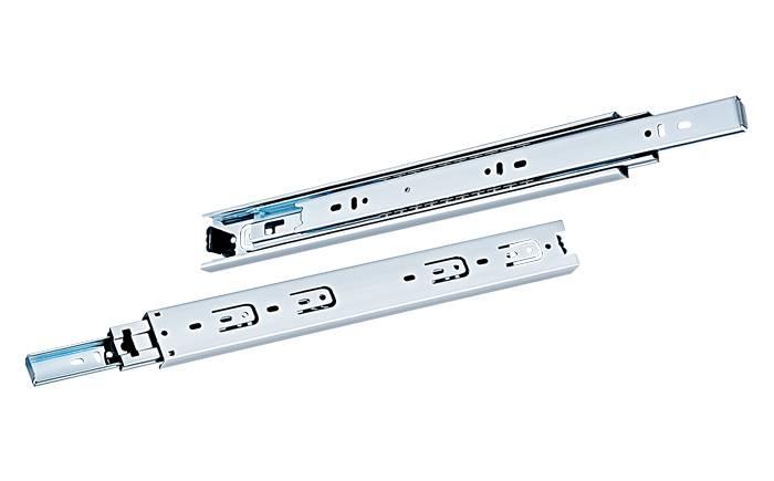 Cheap 3-Fold furniture drawer slide