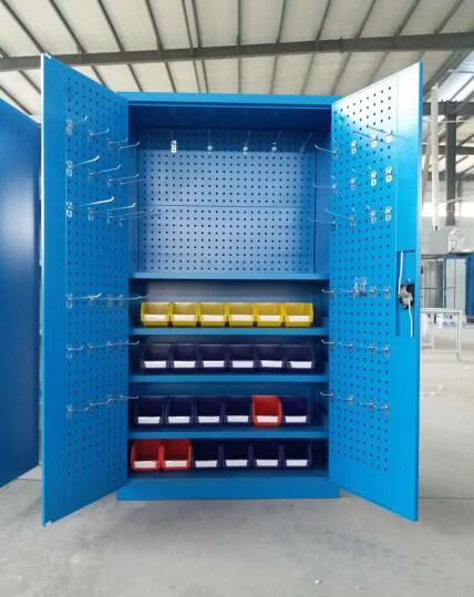 Steel Tool Cabinet Workshop Storage Filing Cabinet
