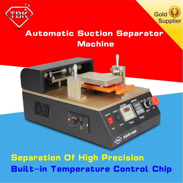 Build-in Air Vacuum Pump Automatic LCD Touch Screen Glass Separator Machine