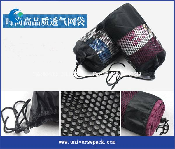 Custom  nylon mesh shoes bag