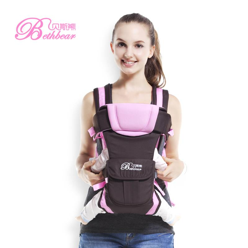 2016 Best Sell Seasons Baby Products Mother Care Baby Carrier Sling