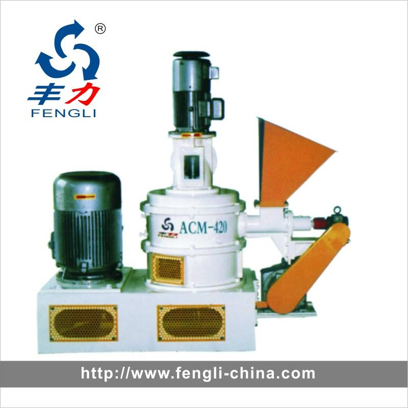 ACM Series Ultrafine Impact Mill for Chemical Mineral Food Industries
