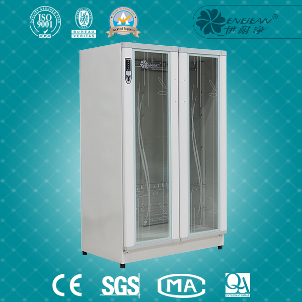 Clothing disinfection cabinet for hospital
