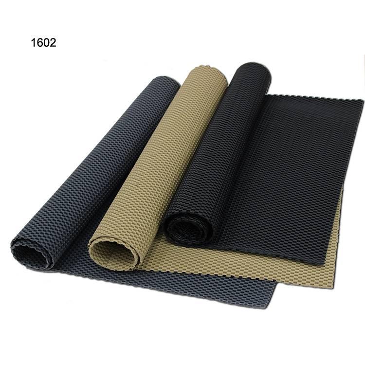 semi custom fit vinyl suv/car/truck floor mat in rolls