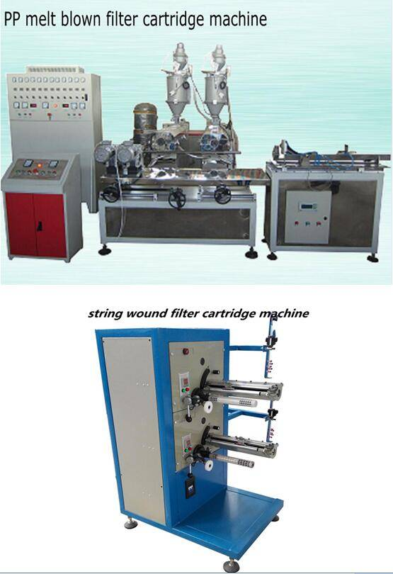 Filter Cartridge Making Machine