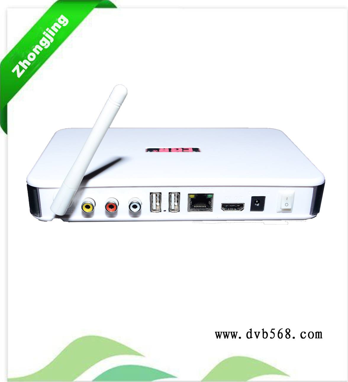 Hot Selling!!! IPTV LGR V8 Wifi Receiver Support YOUTBUE