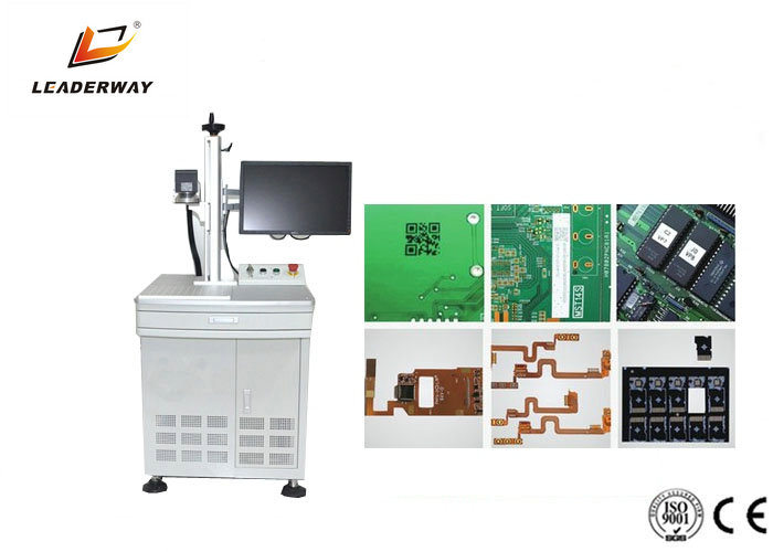 Fiber Laser Marking Machine For PCB Surface And Make Code On Circuit Boards
