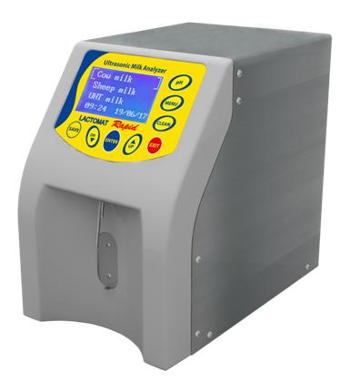 Lactomat Rapid milk analyzer