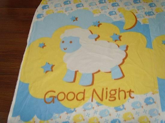 Polar Fleece Fabric Cartoon For Baby Blanket
