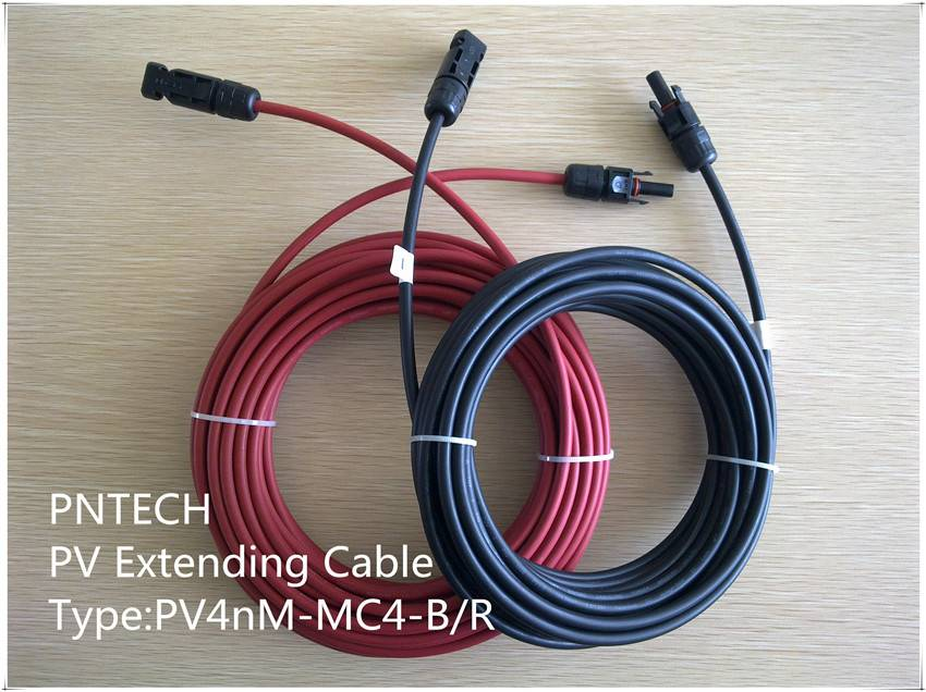 high quality the best price pv extending cable 10m for4mm2