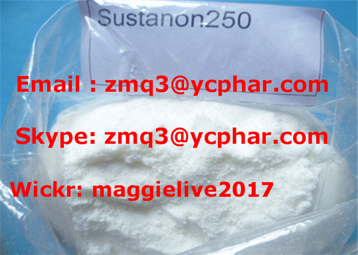 Top Quality Injectable Steroid Powder Testosterone Sustanon 250 Powder
