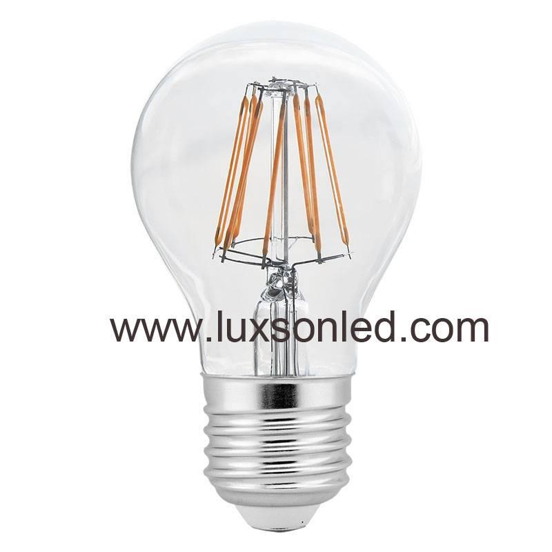 LED Bulb A60 4w 5w 6w 8w LED Lamp LED Bulb Filament Bulb