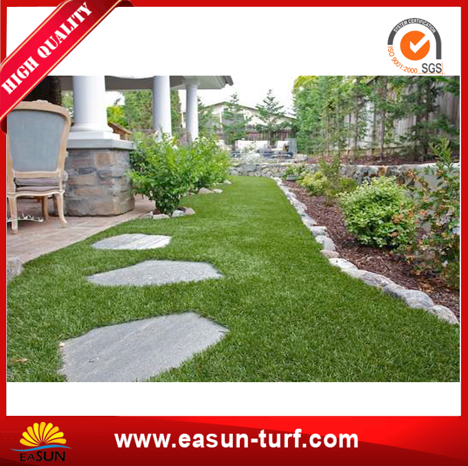 Chinese Best Synthetic Grass Artificial Turf for Landscape-MY