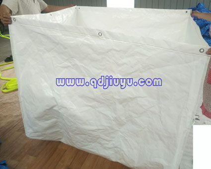 Pallet Cover, Standard, HDPE, LDPE