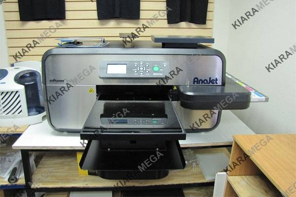 Anajet MP5i DTG Printer