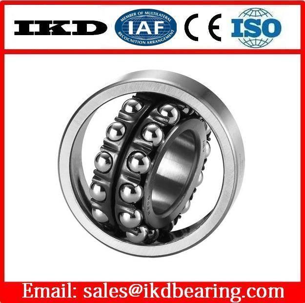 Self-aligning ball bearing