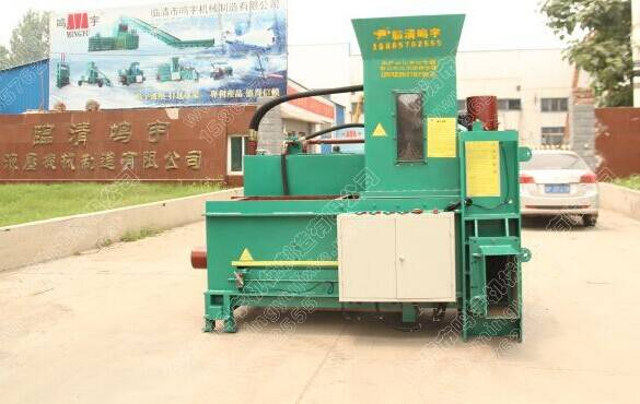 YZ3-200 - x rice husk baling press
