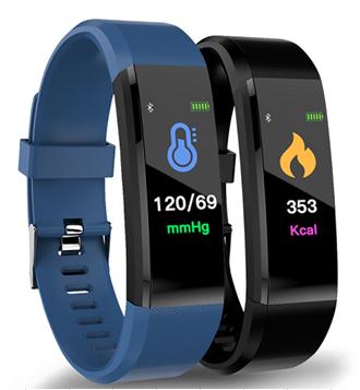 Heart Rate Monitor Smart Bracelet Fitness Tracker Wristband