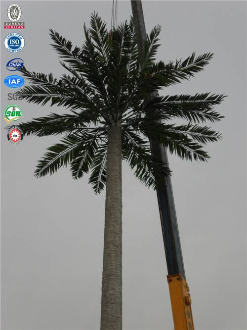 Coconut tree high quality stable communication tower