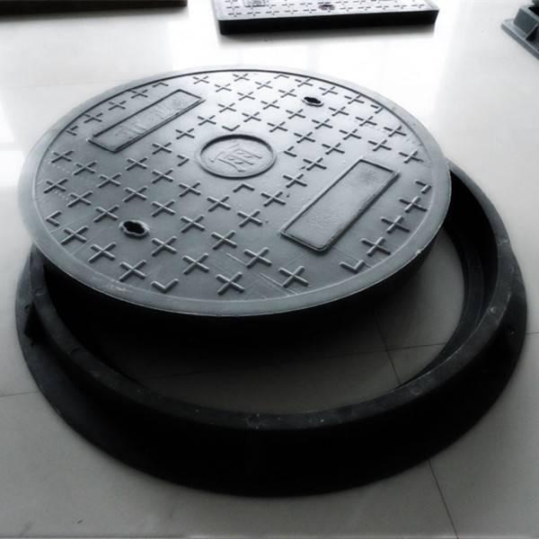 round bmc manhole cover