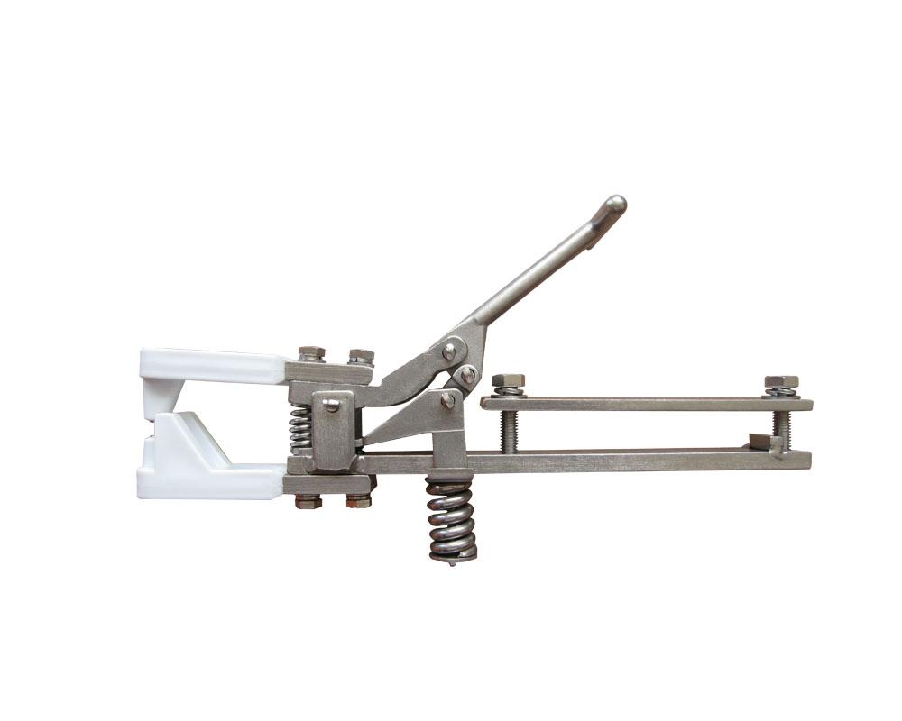 blank PCB plating strain formwork clamp