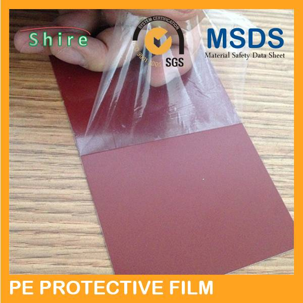 color-coated metal sheet protective film/pre-coated metal plate protective film/pre-printed metal sh