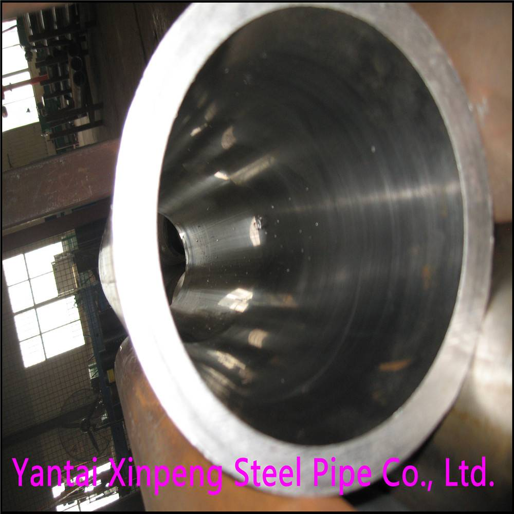 Hot Rolled Non Alloy AISI 1045 Honed Steel Tube