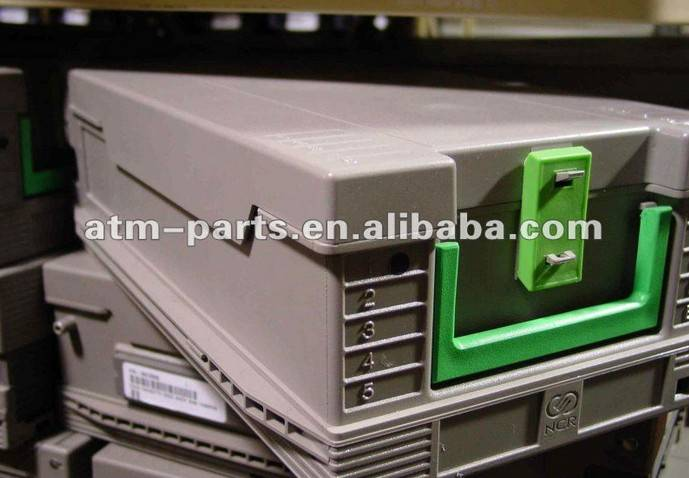 ATM Parts 445-0623567 NCR Currency Cassette