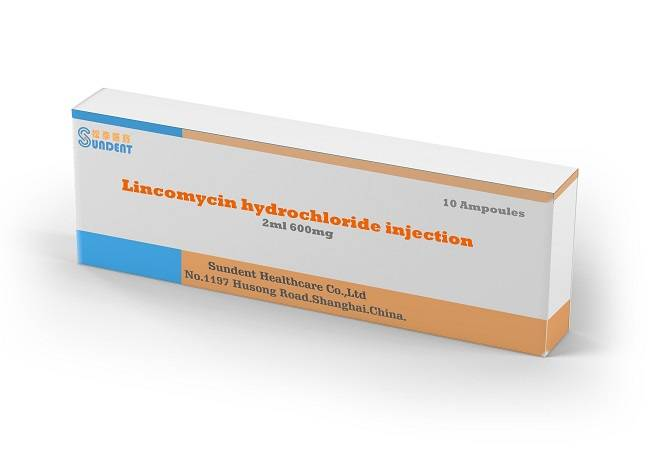 Lincomycin hydrochloride injection
