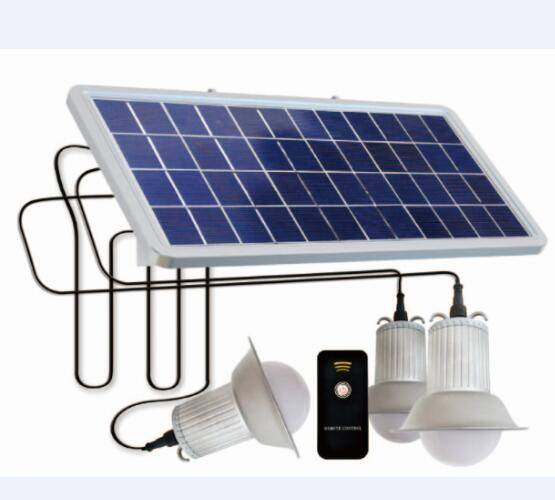 all in one solar led lamp waterproof